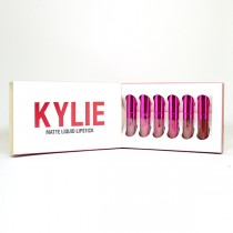 Kylie Matte Liquid Lipstick (цвета mix 6 шт)  Тон Б