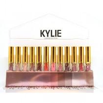 Kylie Matte Liquid Lipstick Limited Edition (цвета mix 12 шт)