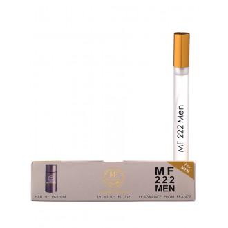 MF 222 Men 15ml (треугольник)