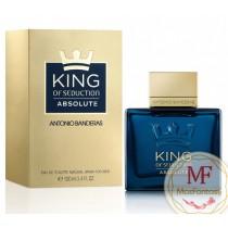 Antonio Banderas King Of Seduction Absolute, 100ml man