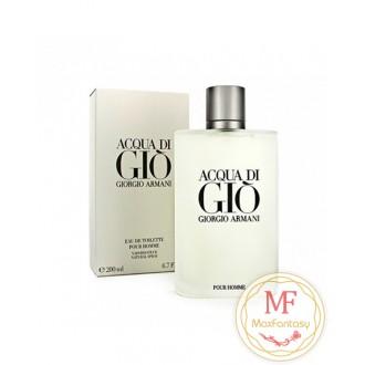 Giorgio Armani Acqua Di Gio pour homme, 200ml man