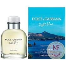 Dolce&Gabbana Light Blue Discover Volcano, 125ml man