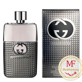 Gucci Guilty Stud Limited Edition, 90ml man
