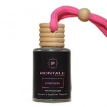 Ароматизатор Montale Roses Musk, 12ml
