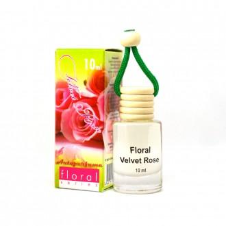 Ароматизатор «Velvet Rose» (Бархатная роза), 10ml