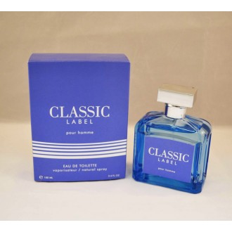 Classic Label, 100ml (Givenchy Blue Label)