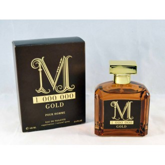 Classic Million Gold, 100ml (Paco Rabanne 1 Million)