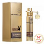 Montale Dark Oud, 20ml с феромонами в чехле