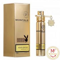 Montale Aoud Leather, 20ml с феромонами в чехле