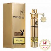 Montale Aoud Amber, 20ml с феромонами в чехле