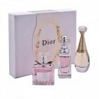 Набор парфюмерии Dior 3в1 (3х30мл)