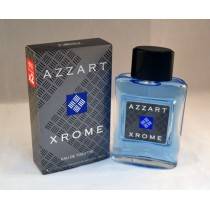 AZZART XROME, 100ml (Azzaro Chrome)