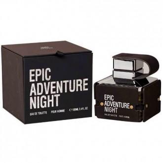 Emper Epic Adventure Night Pour Homme 100мл