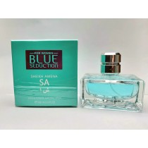 Sheikh Amena Blue Seduction for Women, 100ml (Antonio Banderas Blue Seduction)