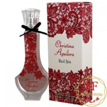 Christina Aguilera Red Sin, 100ml