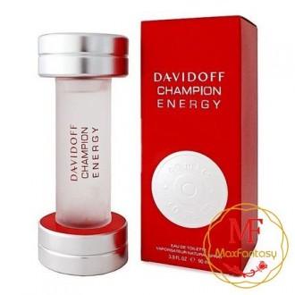 Davidoff Champion Energy, 90ml Man