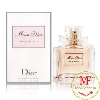 Dior Miss Dior Eau De Toilette, 100ml