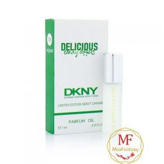 DKNY Sweet Caramel(Зелёное)(2010), 7мл