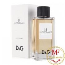 Dolce&Gabbana La Temperance №14, 100ml