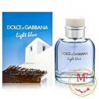 Dolce&Gabbana Light Blue Living Stromboli, 125ml