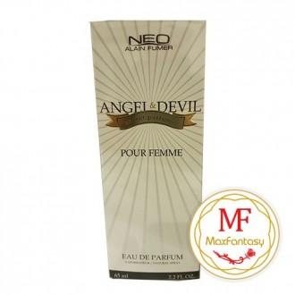 ANGEL&DEVIL SECRET PARFUM жен 65мл/Ангел и Дьявол Секретный Парфюм