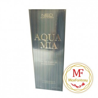 AQUA MIA жен 65мл/Моя вода