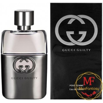 Gucci Guilty Man, 90ml