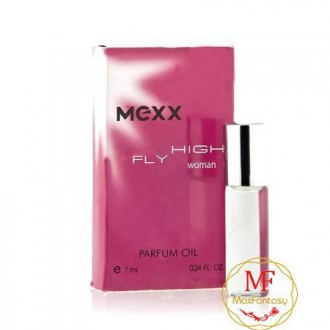 Mexx Fly High Women, 7мл
