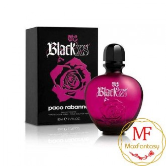 Paco Rabanne Black XS, 80ml