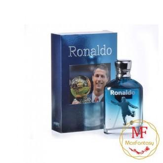 Ronaldo Eau De Toilette - For Men, 100ml