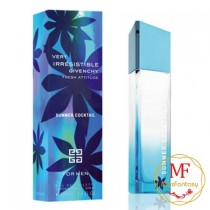 Givenchy Very Irrèsistible Givenchy Summer Coctail - Fresh Attitude For Men 2008